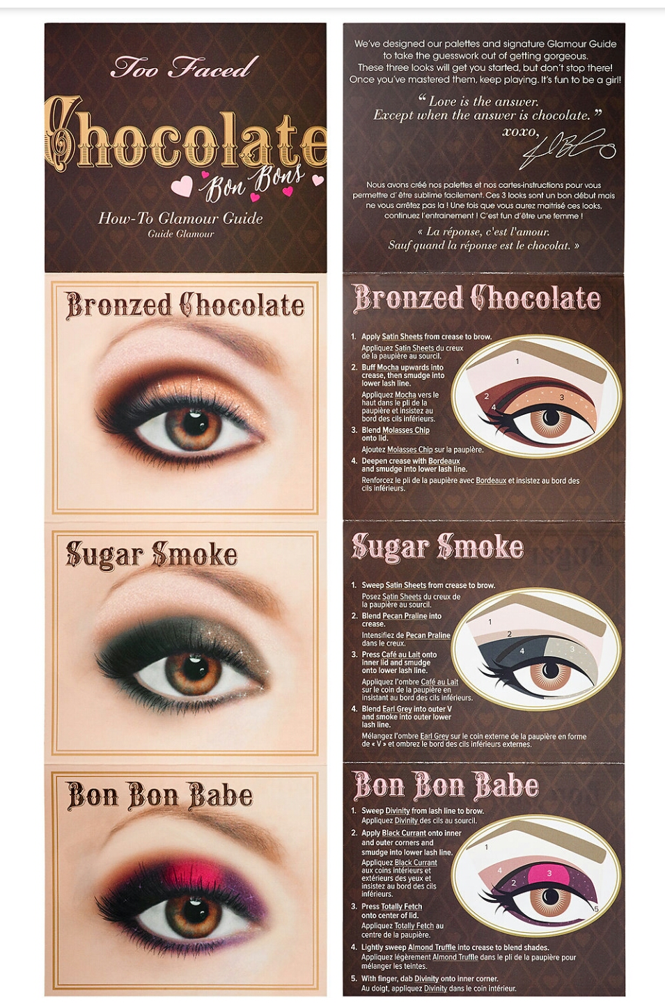 Too Faced Chocolate Bon Bons Palette Overview & Swatches